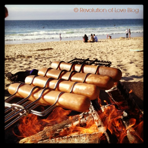 © Revolution of Love Blog - 8_hotdog