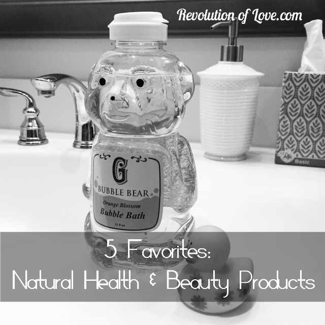 RevolutionofLove.com - Five Favorite Natural Health & Beauty Products (ff_natural_beauty_logo2)