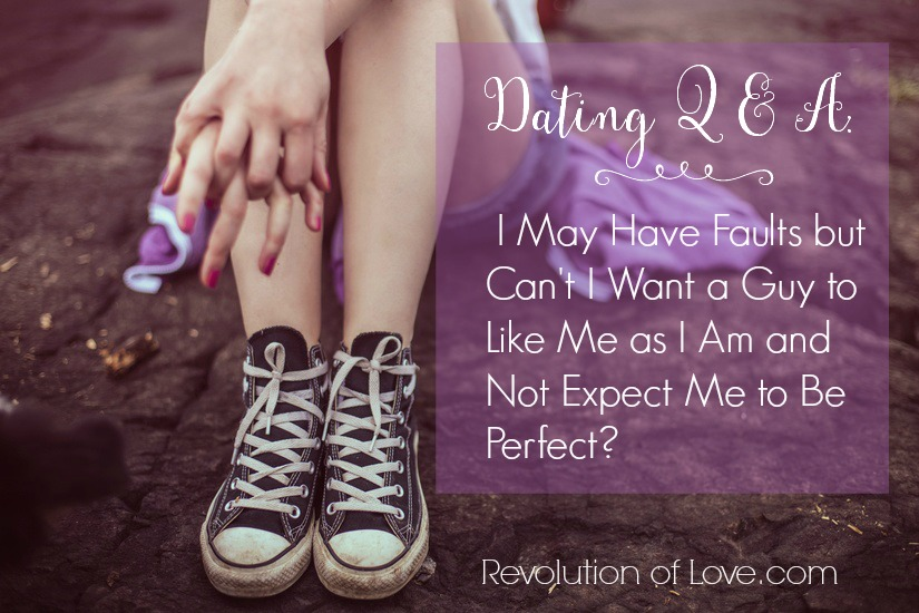 Revolution of Love - Dating Q&A  (logo_dating_perfect1)