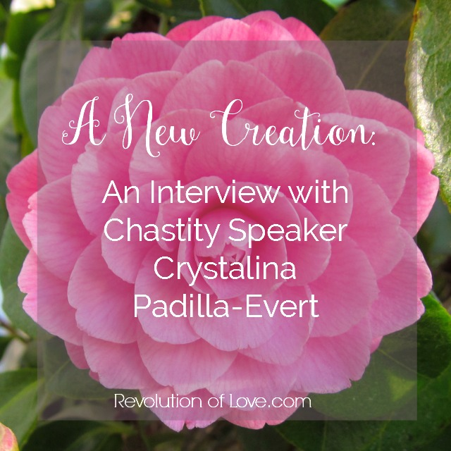 Revolution of Love - An Interview with Crystalina Evertl (logo_crystalina)