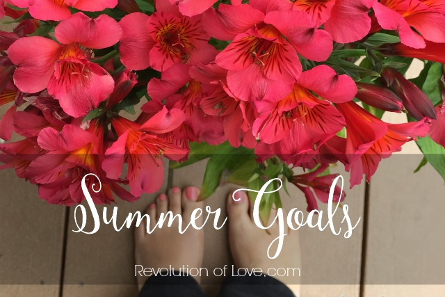 Revolution of Love - Summer goals to grow as a wife, mom and daughter of God.logo_summer_goals.