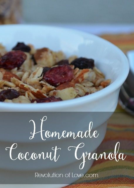 Revolution of Love - Homemade Coconut Granola (logo_pp_granola_6)