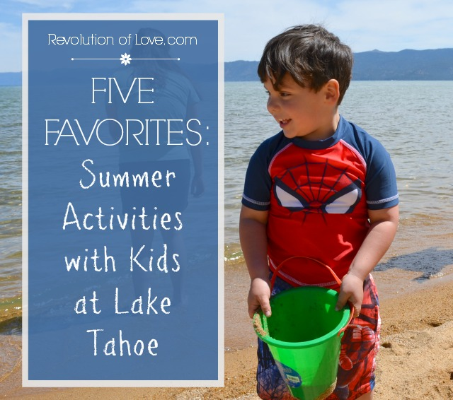 Revolution of Love - Favorite summer activities with kids at Lake Tahoe (tahoe_logo)