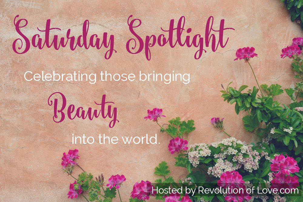 Revolution of Love - Saturday Spotlight (logo_saturday_spotlight_3)