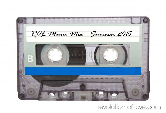 Revolution of Love - music_mix_summer_2015