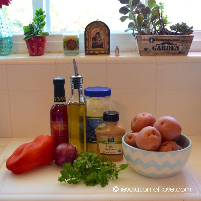 Revolution of Love - Country Potato Salad - (pp_pot_salad_4)