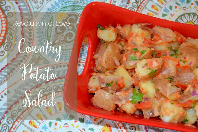 Revolution of Love - Country Potato Salad - (pp_pot_salad_6)