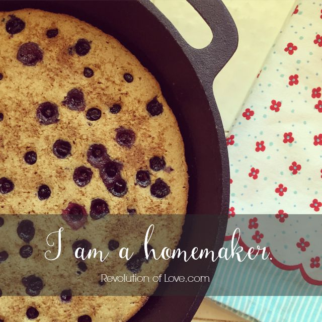 RevolutionofLove.com - goal_homemaker