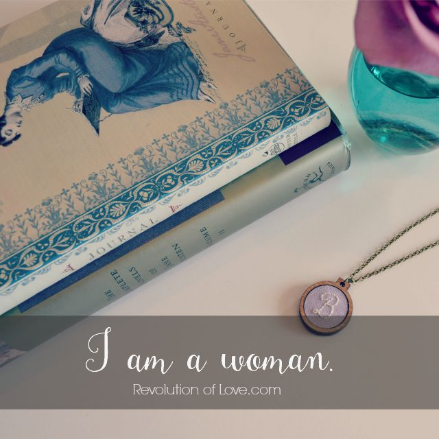 RevolutionofLove.com - goal_woman
