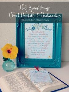RevolutionofLove.com - Holy Spirit Prayer - Free Printable and Bookmarker (pp_holy_spirit_3)