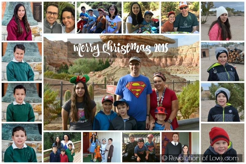 RevolutionofLove.com // Christmas_Collage_2015