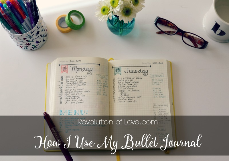 RevolutionofLove.com - How I Use My Bullet Journal // planner_bujo_logo