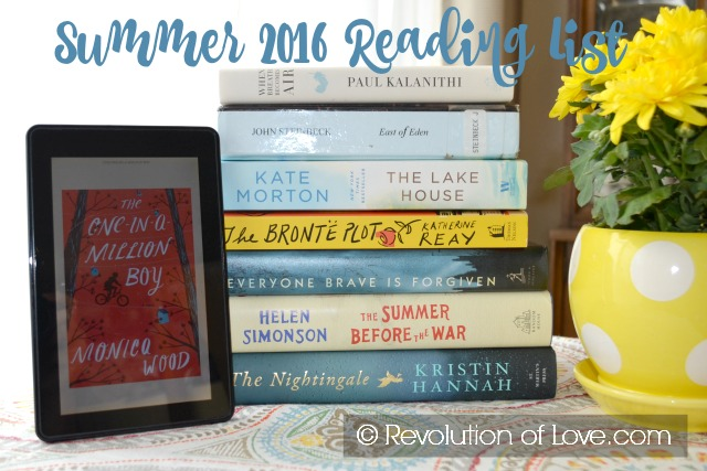 RevolutionofLove.com - Summer 2016 Reading List - logo_summer_2016