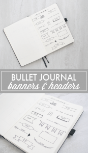 productive-and-pretty-bullet-journal-banners