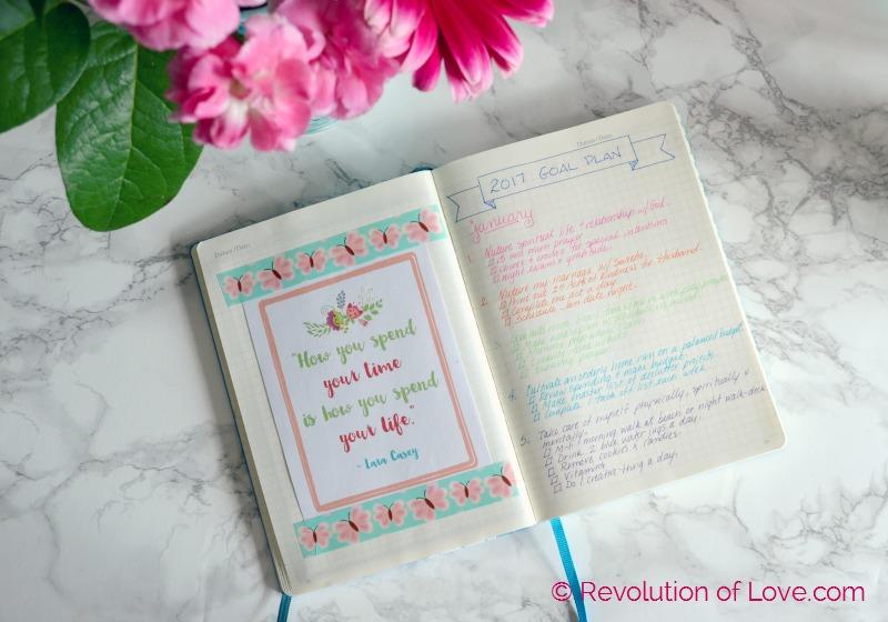 © RevolutionofLove.com - planner_bujo_jan_17_e