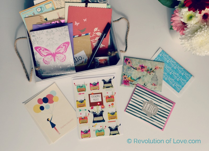RevolutionofLove.com - letters_desk2