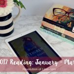 Book Reviews for 2017 (Part 1): January - March