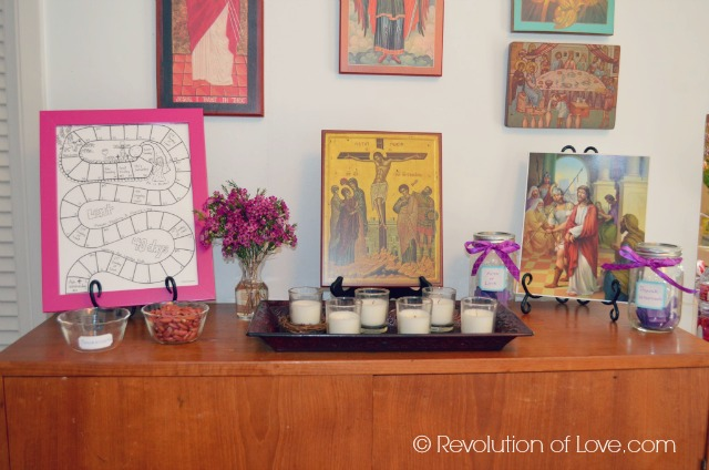 RevolutionofLove.com - Sacred Spaces in the Home - pp_altar_8